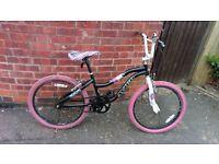 """avigo airwave bmx bike 22"""" wheels"""
