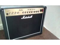 Marshall dsl401 value amp jcm 2000 super lead 3 channel 275 ono