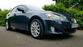 TOP SPEC LEXUS IS250 SE-LUX, FULL MAIN DEALER SERVICE HISTORY AND ONE OWNER FROM NEW