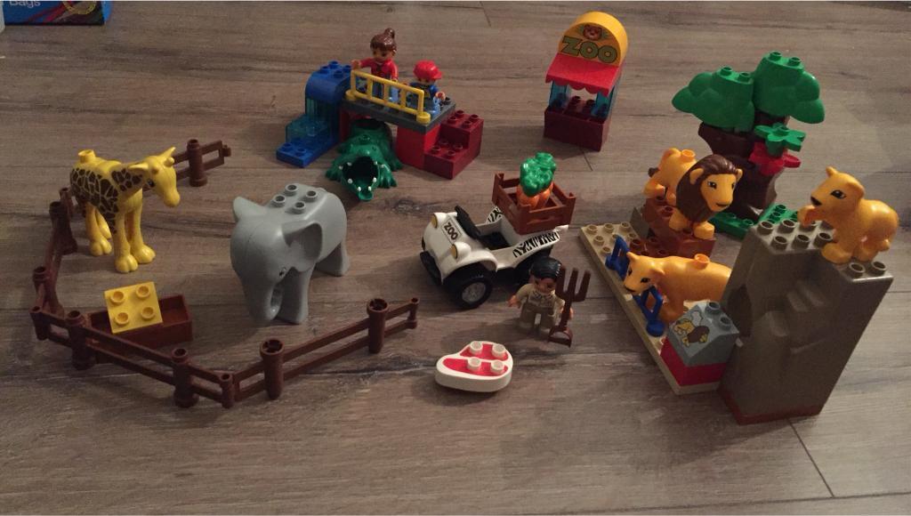 Lego Duplo 5634 zoo