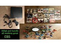 Ps3 & games (bargain)