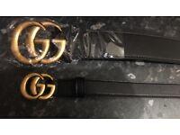 Gucci belt UK 6-12
