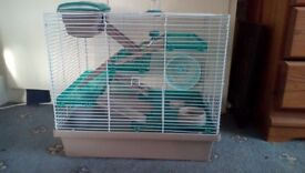 Hamster / Gerbil / small rodent cage