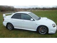 Subaru Impreza wrx sti jdm widetrack my05