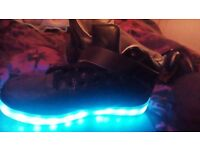 New light up shoes size 9.5
