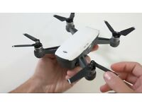 DJI Spark Fly More Combo - 12 Months Warranty Included