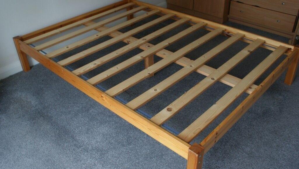 Double Bed Base Frame Very Sturdy In Torquay Devon Gumtree