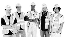 Experienced CSCS Labourers Required ASAP