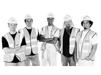 West London Labourer Required