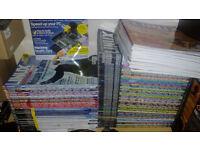 Linux magazines. Linux Format. Linux Magazine