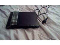 Sony DVP SR170 DVD player