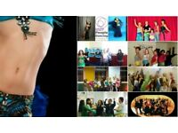 Bellydance Fitness Classes Liverpool City Centre