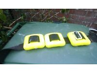 Plastic coated Dive weights