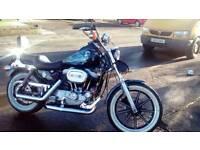Harleydavidson sporster1200xlh