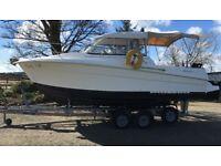 Jeanneau Merry Fisher 655C Motor Boat - Cruiser