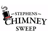 Stephens Chimney Sweep. From £45 NACS Registered.