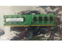 Hynix 1GB DDR2 RAM PC2-6400 800MHz