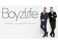 Boyzlife tickets x2