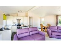 Luxury Homeseeker Adventurer Lodge for sale in Conwy North Wales close by to beach