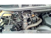 Peugeot 807 diesel Automatic (spares or repairs) . Was used daily and notice that the oil light .