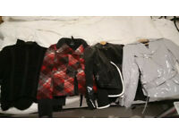 BIG BUNDLE of Ladies Smart Jackets from ZARA, NEXT, FRASERS, size 12 / M, EXC. COND. Nearly NEW