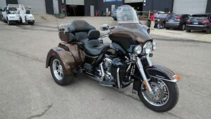 2013 harley-davidson FLHTCUTG TriGlide Ultra Classic Anniversary