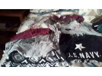 Ladies tee shirts size 6/8/XS