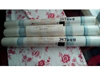Laura Ashley wallpaper x 3 rolls , new in packaging.