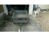 Dakara box trailer