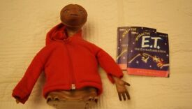 Electronic ET figure with instructions for use