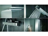 grohe euphoria cube xxl 230 complete shower system