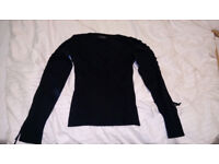 Ladies Bundle of Long Sleeve Tops & Cardigan from JANE NORMAN & LIPSY, Size 12 & 14, Excellent Cond.