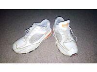 Scruffs steel toe-capped trainers. FREE