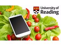 How healthy is your diet? Online Study on Nutrition Evaluation - Volunteers Required