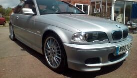 BMW 320ci Msport auto 2003