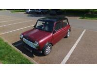 classic rover mini 35 (1275 carb) not project or barn find