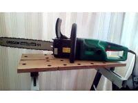 Garden line electric chainsaw