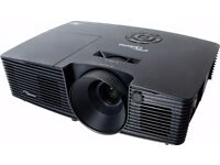 PROJECTOR OPTOMA W310 DLP 3D ECO+ WITH BUILD IN STEREO SPEAKERS BRAND NEW