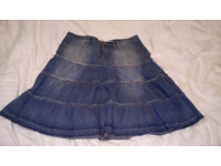 Ladies Bundle of Skirts, Trousers & Jumper from MANGO, ESPRIT, TRESSPASS excellent condition