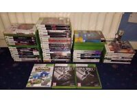 55 Xbox 360 Games (GTA 5, Black Ops 2, Lego Star Wars, Naruto, Sonic, South Park, Injustice