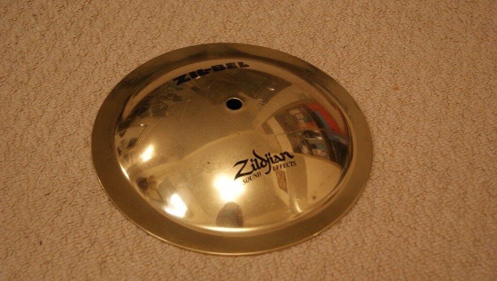 """Zildjian Zil-Bel 9,5"""" Bell effect cymbal"""