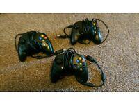 Xbox controller original S-type x3