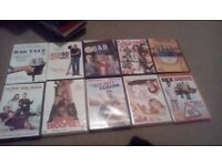 10 Comedy Dvd Film Collection