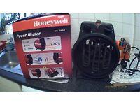 honeywell 3kw power heater