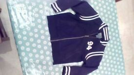 Young boys baseball jacket - size small (age 6/7)