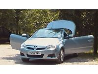 2007 Vauxhall Tigra 1.4