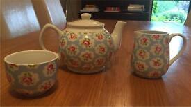 Catch kidston Provence tea set