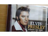 Elvis fans. New cd out last week