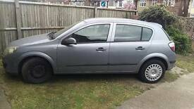 Vauxhall Astra 1.4i 16v hatchback