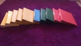 10 free binders